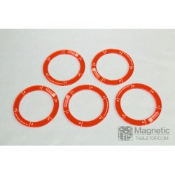 "3"" Area Of Effect AOE Rings (5 pcs.)"