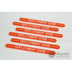 Deployment Zone Marker (6 pcs.)