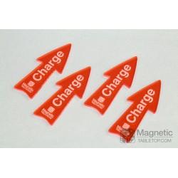 Charge Arrows (4 pcs.)
