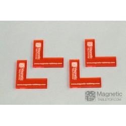 Einheitenmarkierung für Regimenter (4 Stück)