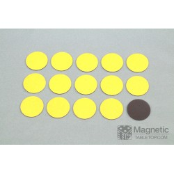 Magnetic Bases 25 mm round