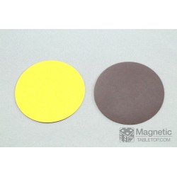 magnetic base 50 mm round