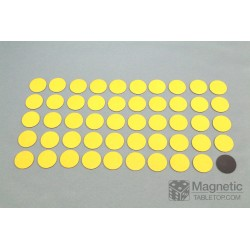 magnetic base 30 mm round - BIG PACK