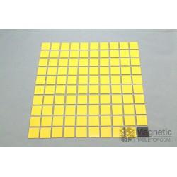 Magnetbases 20 mm eckig