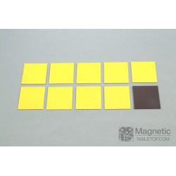 Magnetbases 40 mm eckig