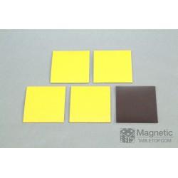 Magnetbases 50 mm eckig