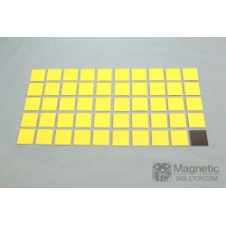 Magnetbases 25 mm eckig