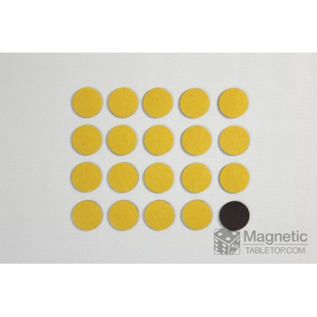 Magnetic Bases 20 mm round