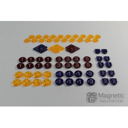 KeyForge Token Set (69 pcs.)