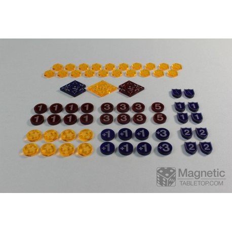 Key Forge Token Set (68 pcs.)