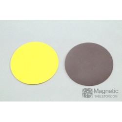 Magnetbase 60 mm rund