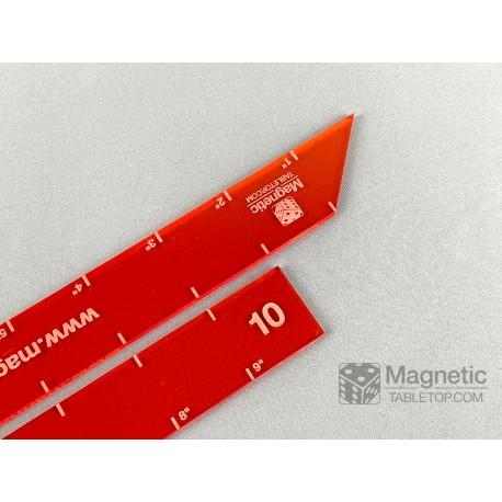 Measuring Stick 10 x 1 inch