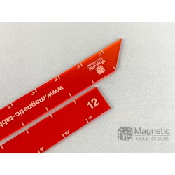 Measuring Stick 12 x 1 inch