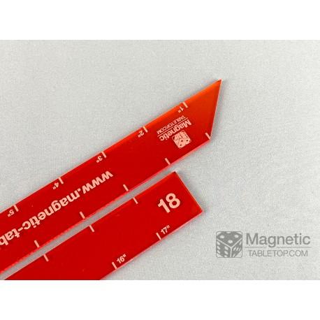 Measuring Stick 18 x 1 inch